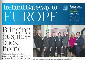 Ireland Gateway to Europe